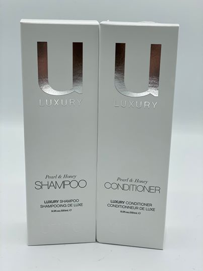 ULUXURY Shampoo & Conditioner