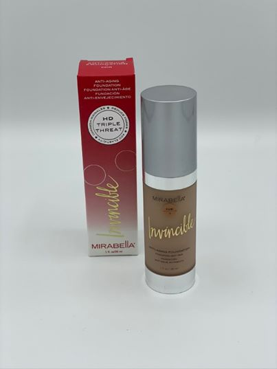 Mirabella Invincible Anti-Aging HD Foundation