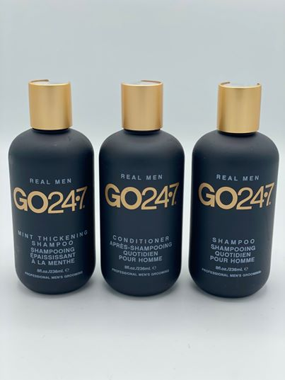 GO24-7 Shampoo & Conditioner