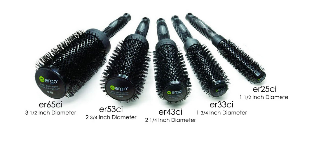 Ergo Professional Round Brush
