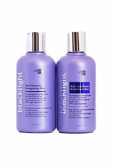 Oligo Blacklight Blue Shampoo & Conditoner