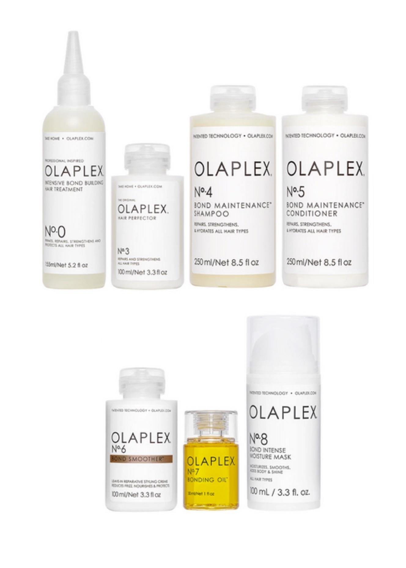Olaplex Hair Care System